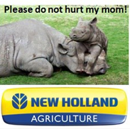 New Holland Rhino Run